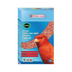Kanarien Eifutter trocken rot  1 kg