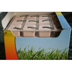 Mineral Block klein ( rot ) Karton 48 Stck