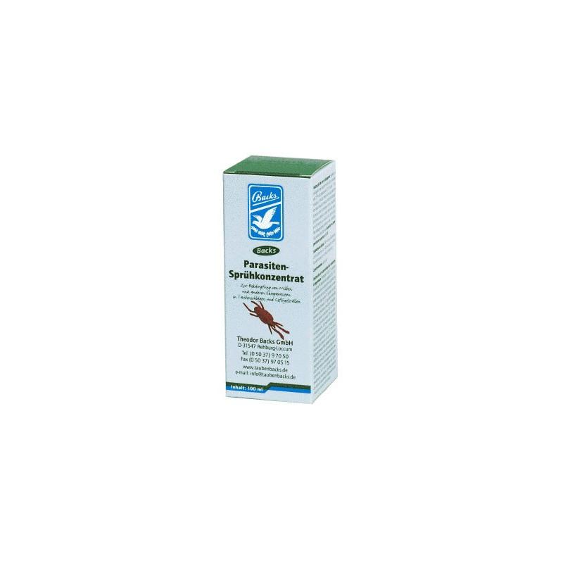 Backs Parasiten - Sprühkonzentrat 100 ml