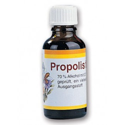 Propolis Bienenkittharz  mit ca. 30% Propolisanteil