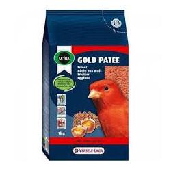 Kanarien Eifutter Gold-Patee Rot  1 kg