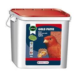 Kanarien Eifutter Gold-Patee Rot  5 kg