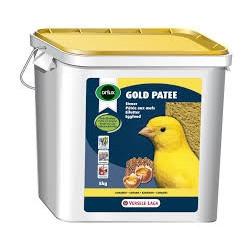 Orlux Gold-Patee Kanarien Gelb  5 kg