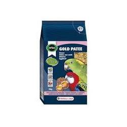 Orlux Gold patee Eifutter für Großsittiche u.Papageien 1 kg