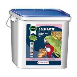 Orlux Gold patee Eifutter für Großsittiche u. Papageien 5 kg