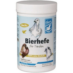 Bierhefe Backs  800 gr