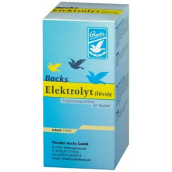 Elektrolyt flüssig Backs  250 ml