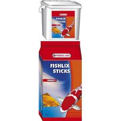 Fishlix Sticks schwimmfähig für Teichfische  5 kg