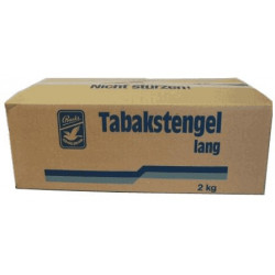 Backs Tabakstengel, lang  2 kg